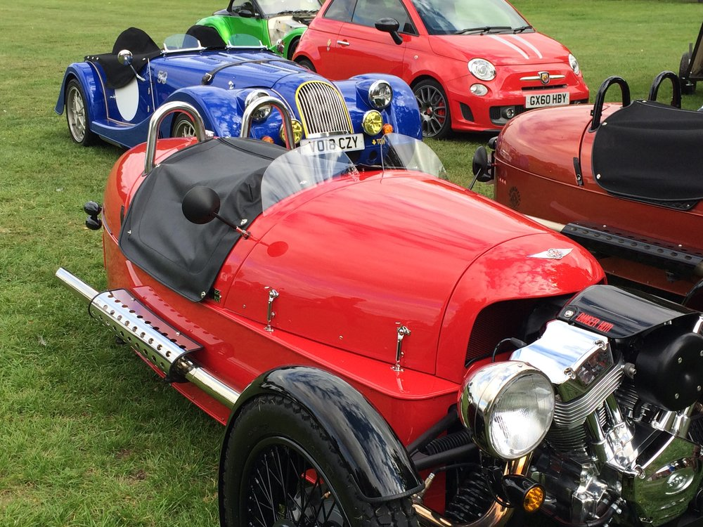 Morgan Factory - For those car buffs:-The Morgan Car Factory is in Malvern (3 minutes drive) and 2hour factory tours can be arranged by contacting Morgan prior to your visit, you can also arrange to drive a Morgan !