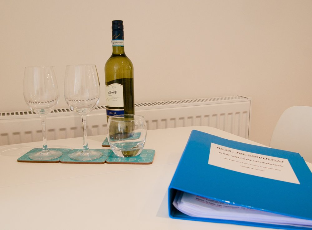 Wine and visitor manual