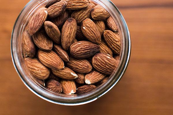 Finish - Slight Hints of Oak & Almond