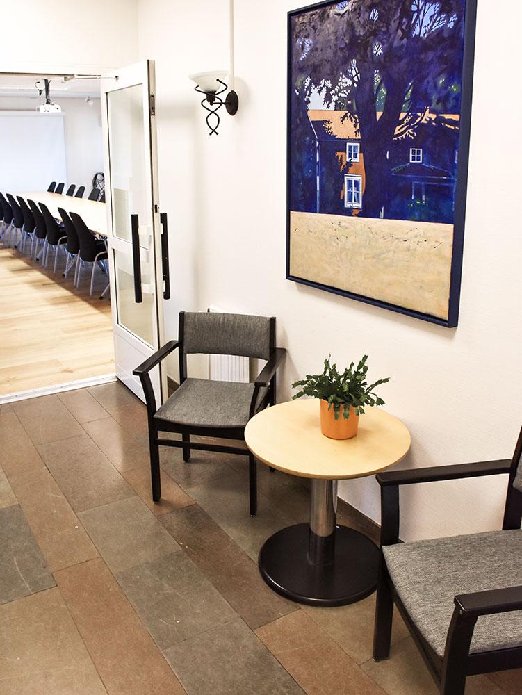 Hallen till Husholmen
