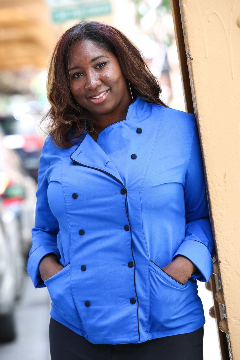 Tiffany Williams - CEO Exquisite Catering and Events
