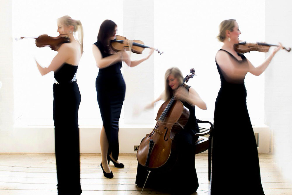 Resolution String Quartet -