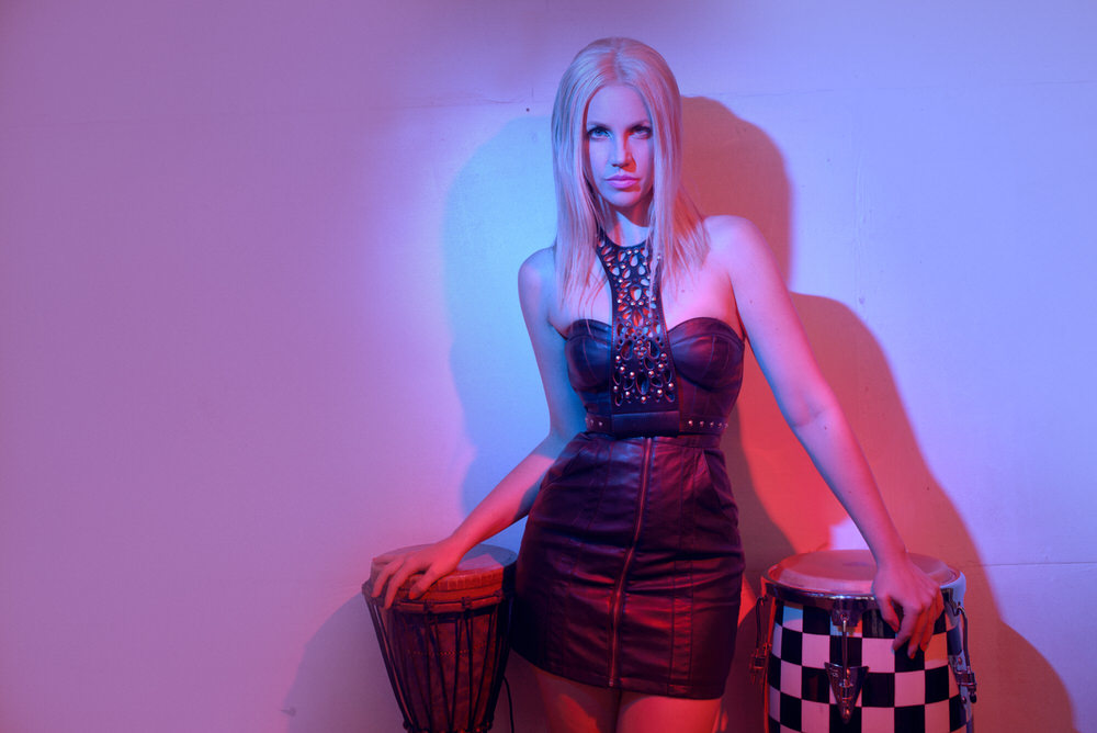 She Plays Drums - COMMERCIAL, HOUSE, CONTEMPORARY, CLASSICS, HIP HOP, LATIN