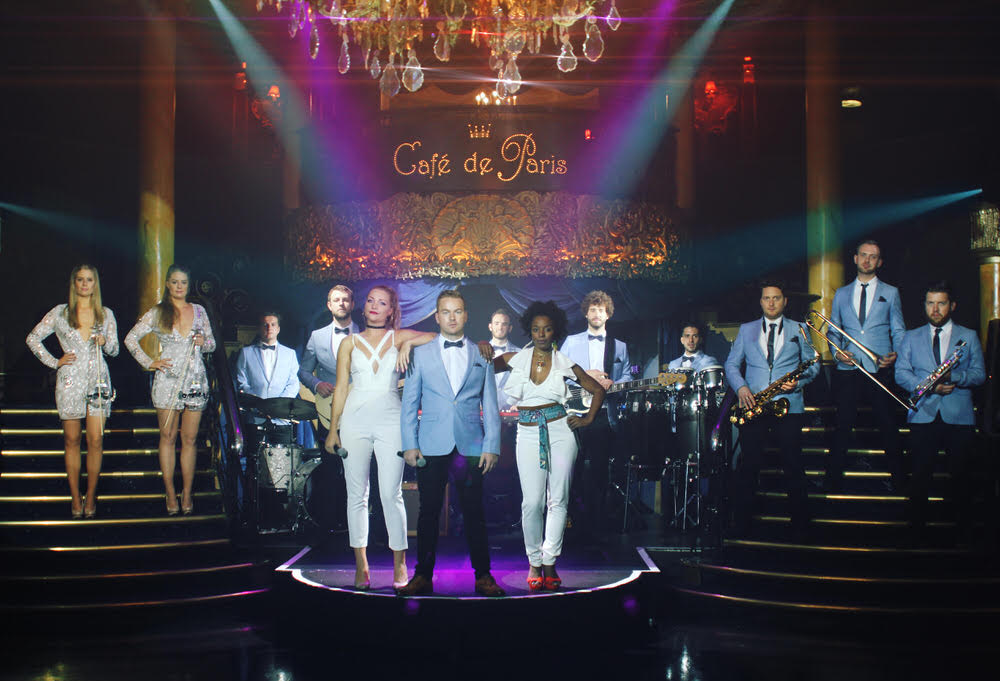 Gatsby - International Party Band - Throwback Pop, R' n' B Classics, 90's & 00's, Hip-Hop, Garage Anthems