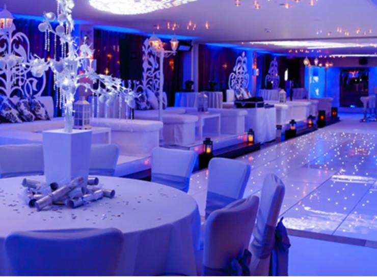 Vincent Hotel Winter Wonderland