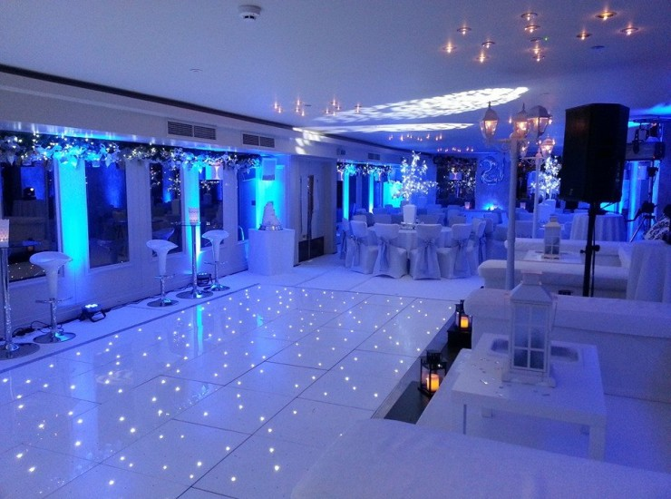 Corporate Christmas Party at The Vincent Hotel Southport