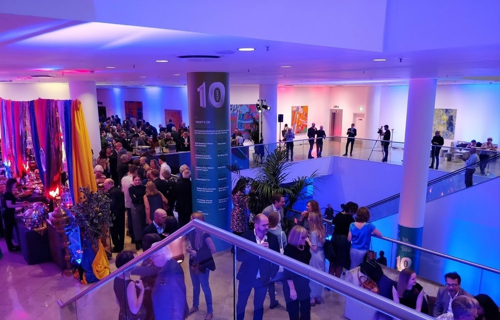 Kings Place - Digital marketing support for the Contemporary and Jazz programmes at London's newest concert hall during its 10th anniversary year.