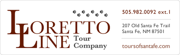 Loretto Line Tours of Santa Fe