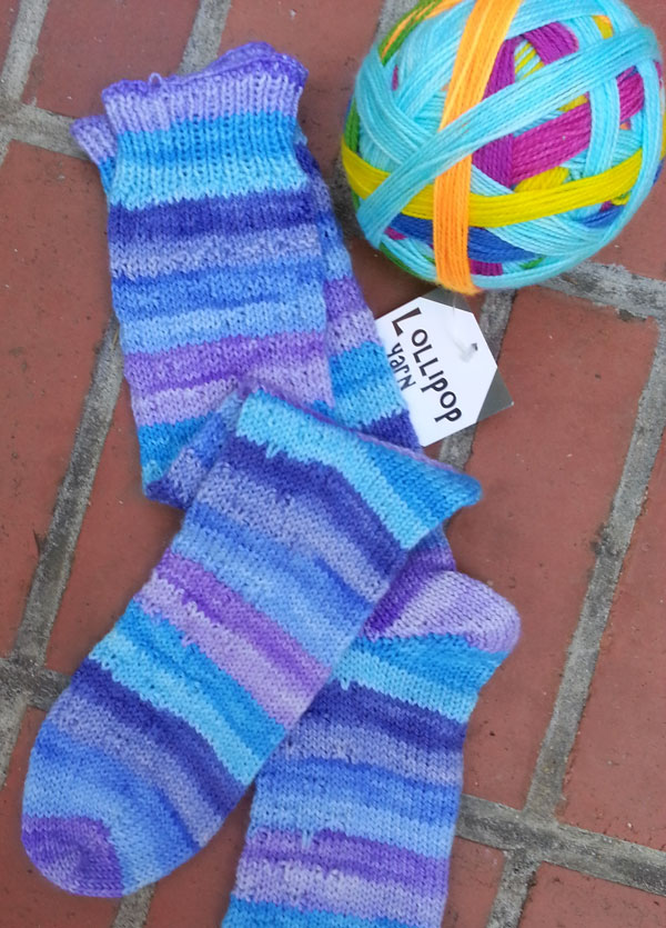lollipop-sock
