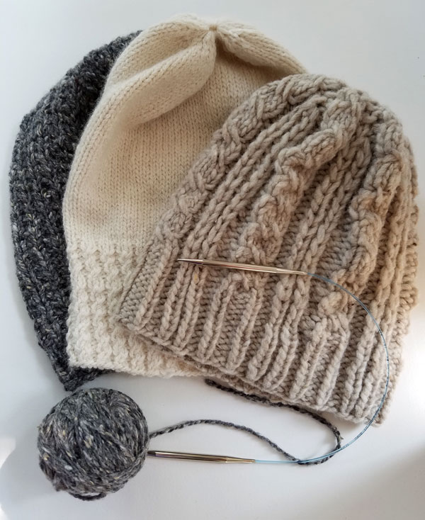 My Sister Knits, Colorado, Make a Hat Day, local yarn shop, Fort Collins yarn shop