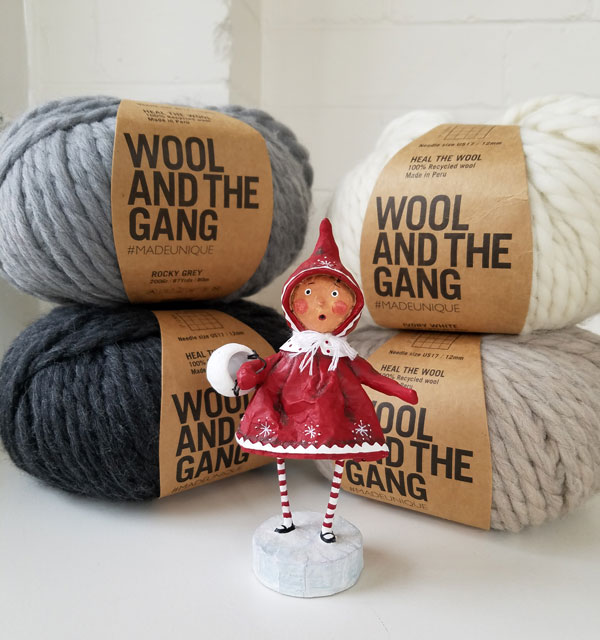 My Sister Knits, Fort Collins Colorado, Wool and the Gang, Heal the Wool