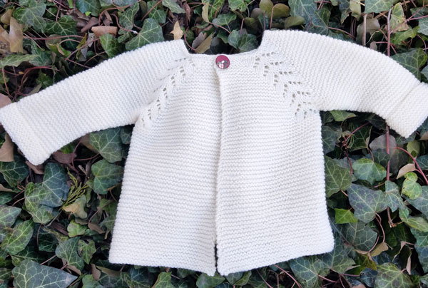 My Sister Knits, Norwegian Fir, Fort Collins, child's cardigan