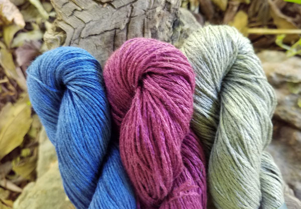 summer yarns for knitting