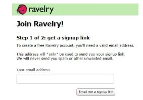 How to use Ravelry