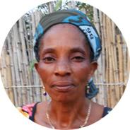 Ms. Tumba Katoko    Brickmaking Team