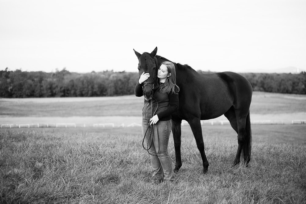 Lisa_with_Horse