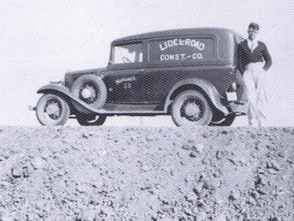 our history… - Since 1921 Lidel Construction has played an important role in developing communities in South Dakota. Established by Carl Lidel in Chester, SD, carried on by his son Merlin and his son Craig, brothers Chris and Todd Lidel aim to take the company into it's historic fourth generation providing top quality excavation services.