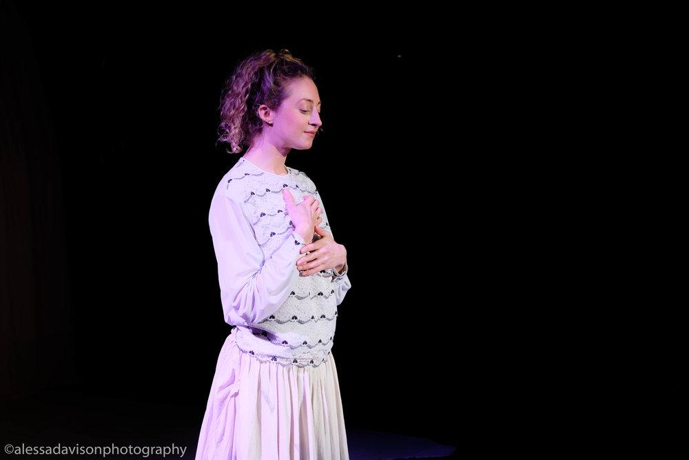 Aimee Cassettari as Cinderella