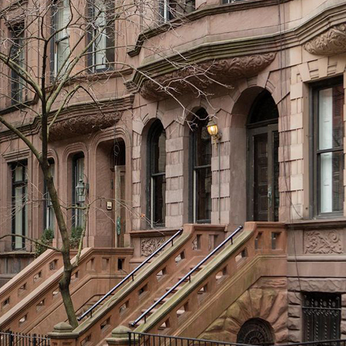 PASSIVE TOWNHOUSE  Upper West Side