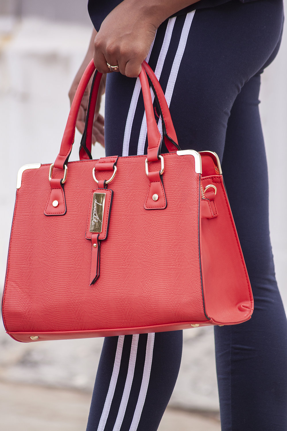 A good #Handbag can elevate your style even in yoga pants.