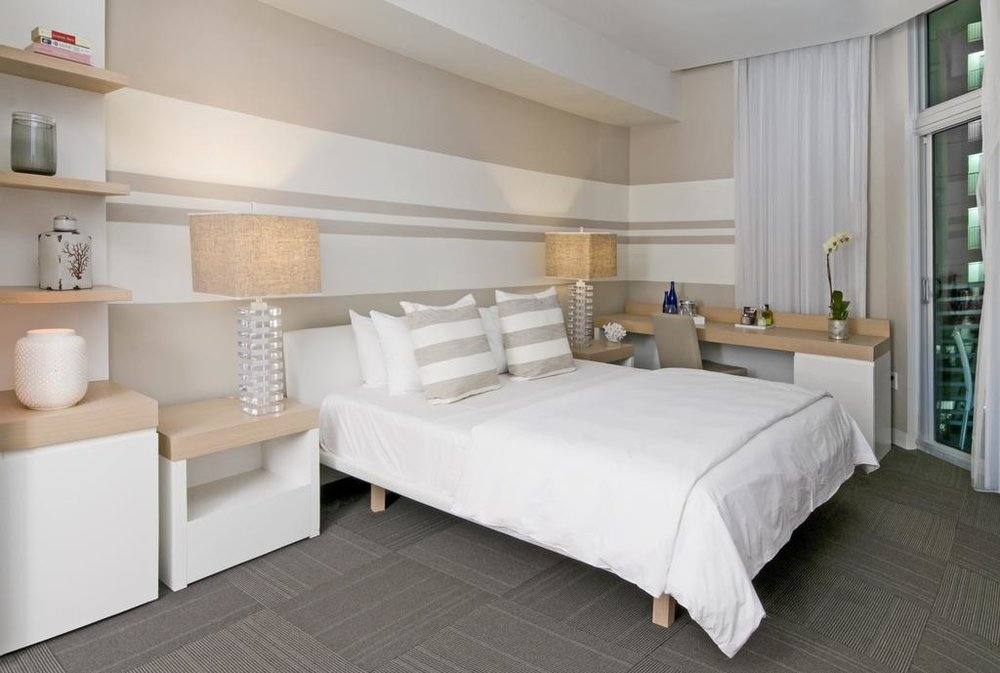 Deluxe, Partial Ocean View, King - Partial ocean view room with a king size bed by Nature Sleep, balcony, 32