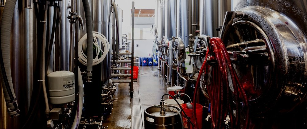 BREWERY - With the popularity of craft beer steadily on the rise in America, Wilmington Rubber & Gasket offers the finest in brewery hose & accessories!
