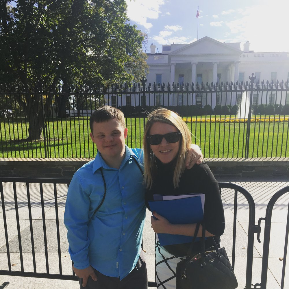 Advocacy Services - MADSS works hard to ensure that the voices of individuals with Down syndrome are represented in state and national policies. We are part of WIDSAC, the Wisconsin Down Syndrome Advocacy Coalition.