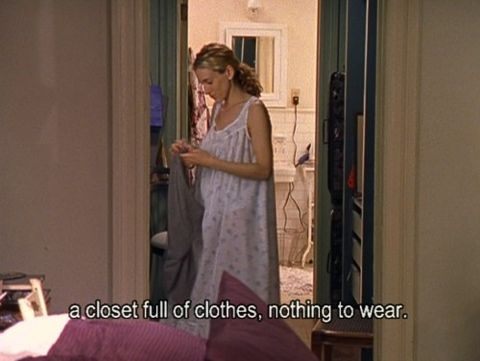 A closet full of clothes nothing to wear.jpg