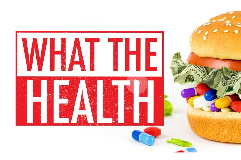 What the Health - What the Health follows filmmaker Kip Andersen as he uncovers the secret to preventing and even reversing chronic diseases – and investigates why the nation's leading health organizations don't want us to know about it. With heart disease and cancer the leading causes of death in America, and diabetes at an all-time high, the film reveals possibly the largest health cover-up of our time. What The Health is a surprising, and at times hilarious, investigative documentary that will be an eye-opener for everyone concerned about our nation's health and how big business influences it.