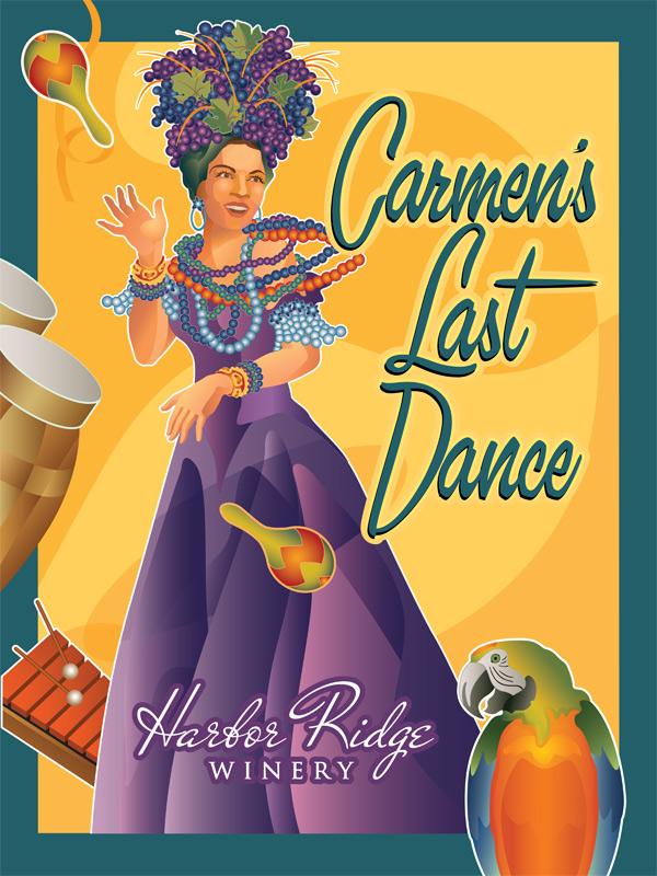 Carmen's Last Dance Poster
