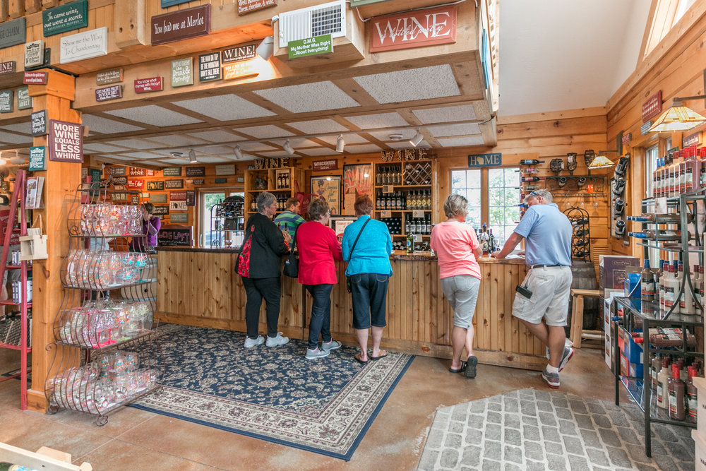 Step up to any of our tasting bars and enjoy a tasting of our delicious wines. Our wine consultants are friendly, informative and are eager to help you find the wine(s) that will best suit your palate.