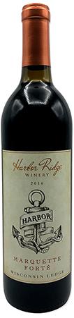 Harbor Ridge Winery Marquette Forte