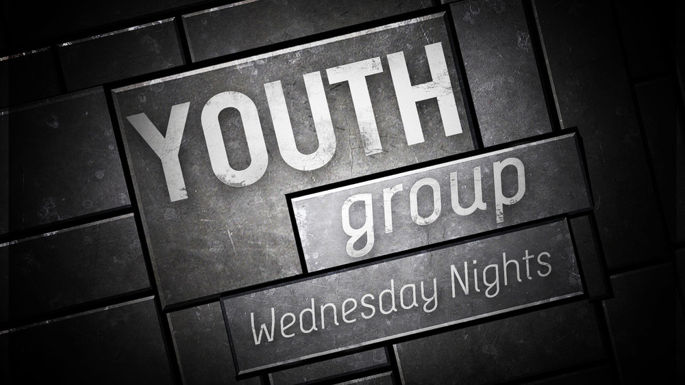 Youth Ministries - Youth Group is for students 6th-12th grade. It's designed to give them a place where they can connect with God, with other people, and have fun.Wednesdays at 6:30pm, Upstairs in the Activity Center