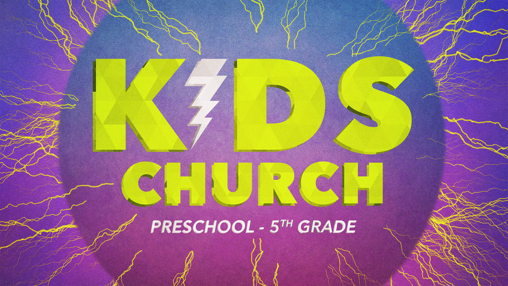 Kids Church - Kids church meet every Sunday in the Kids Wing.Every 4th Sunday, the kids will be in the sanctuary for our monthly family service.