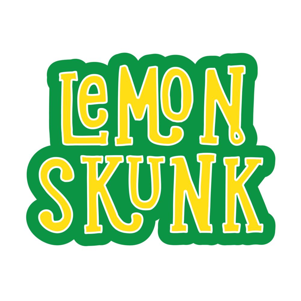 Lemon Skunk Logo Design