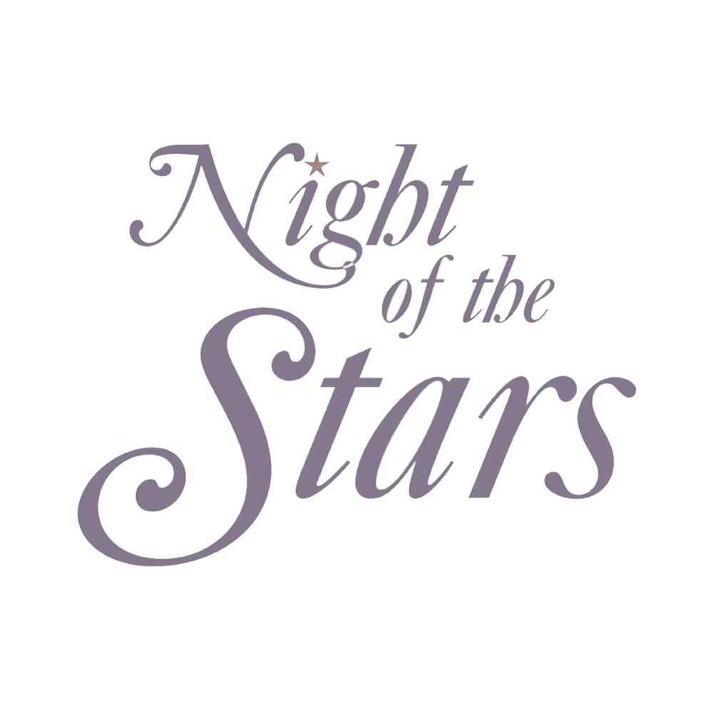 Night of the Stars Logo Design