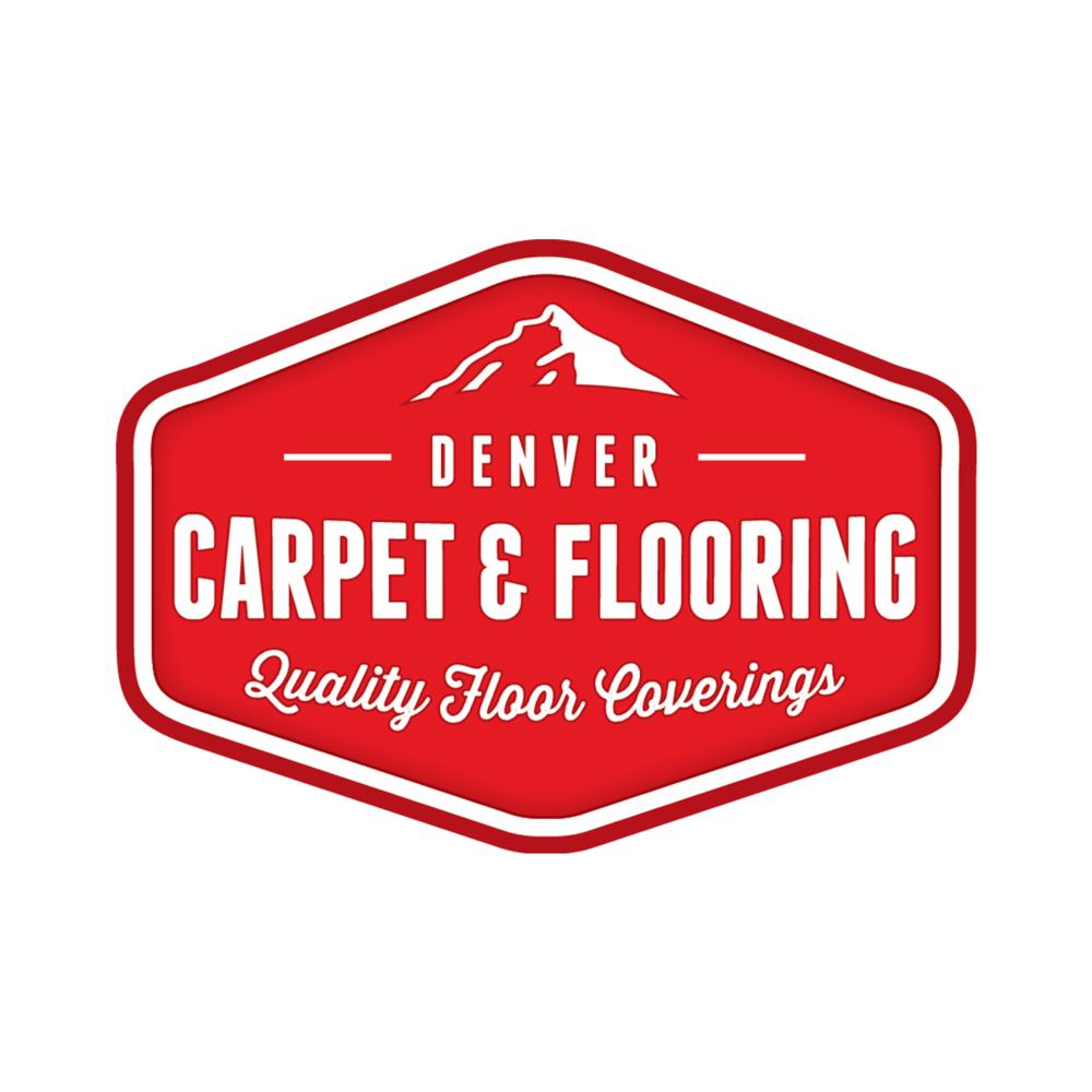Denver Carpet and Flooring Logo Design