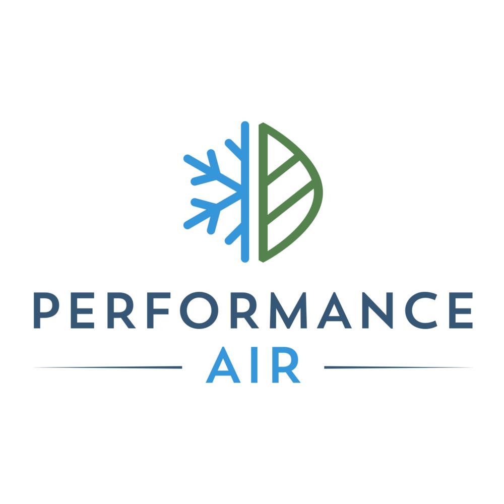 Performance Air Logo Design