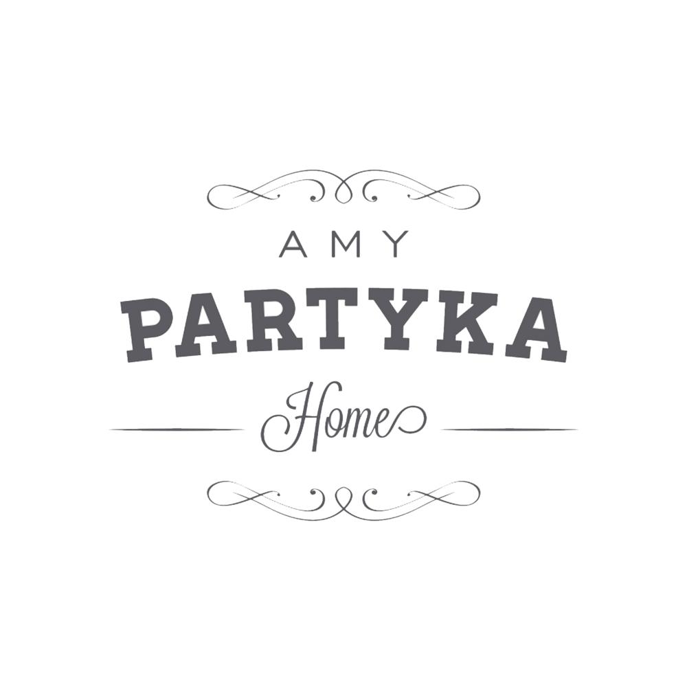 Amy Partyka Home Logo Design