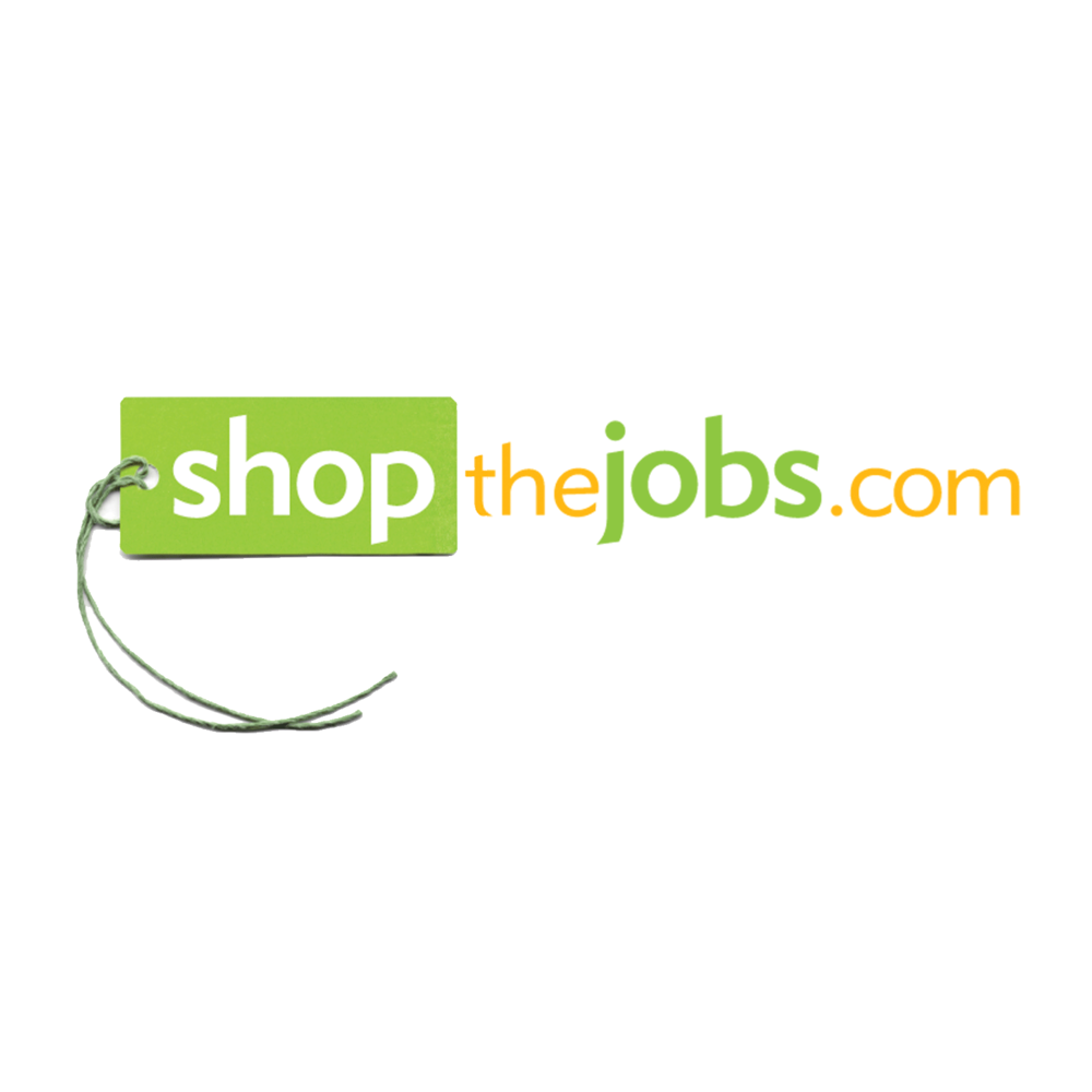 Shop The Jobs Logo Design