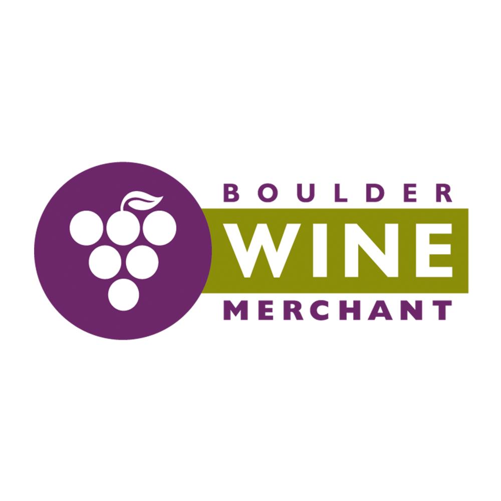 Boulder Wine Merchant Logo Design