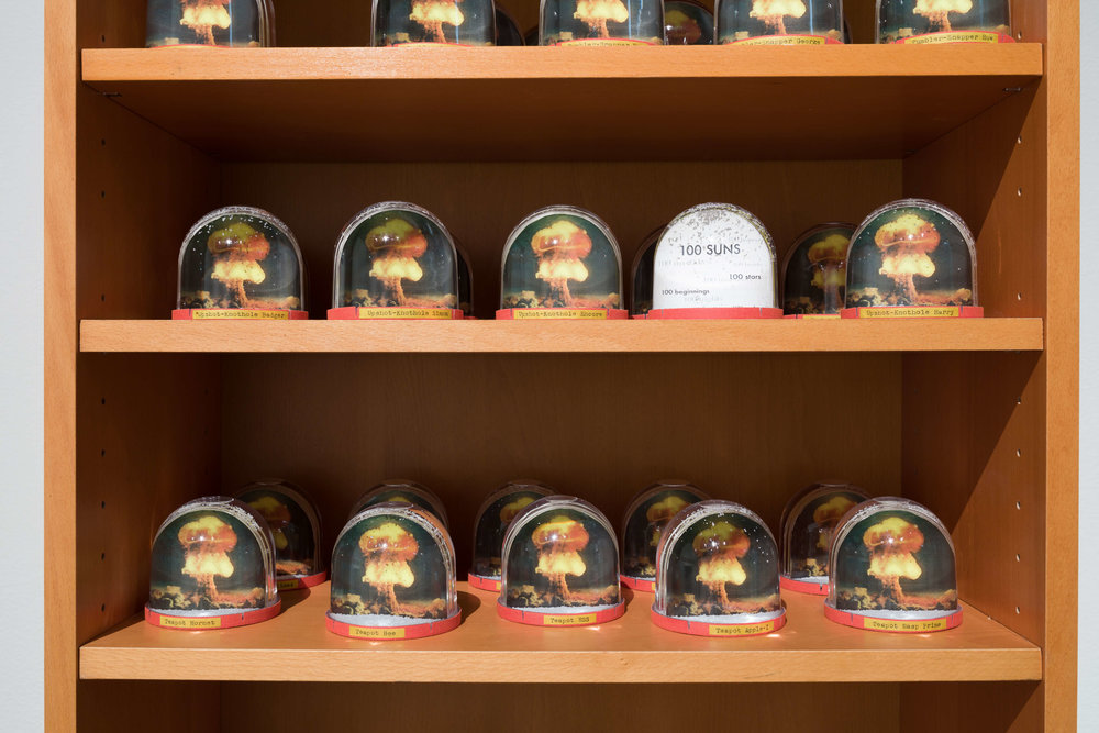 100 Suns Front Shelf
