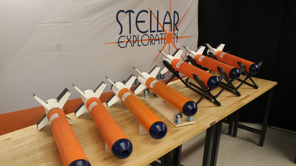 Missile Fleet Ready for Launch
