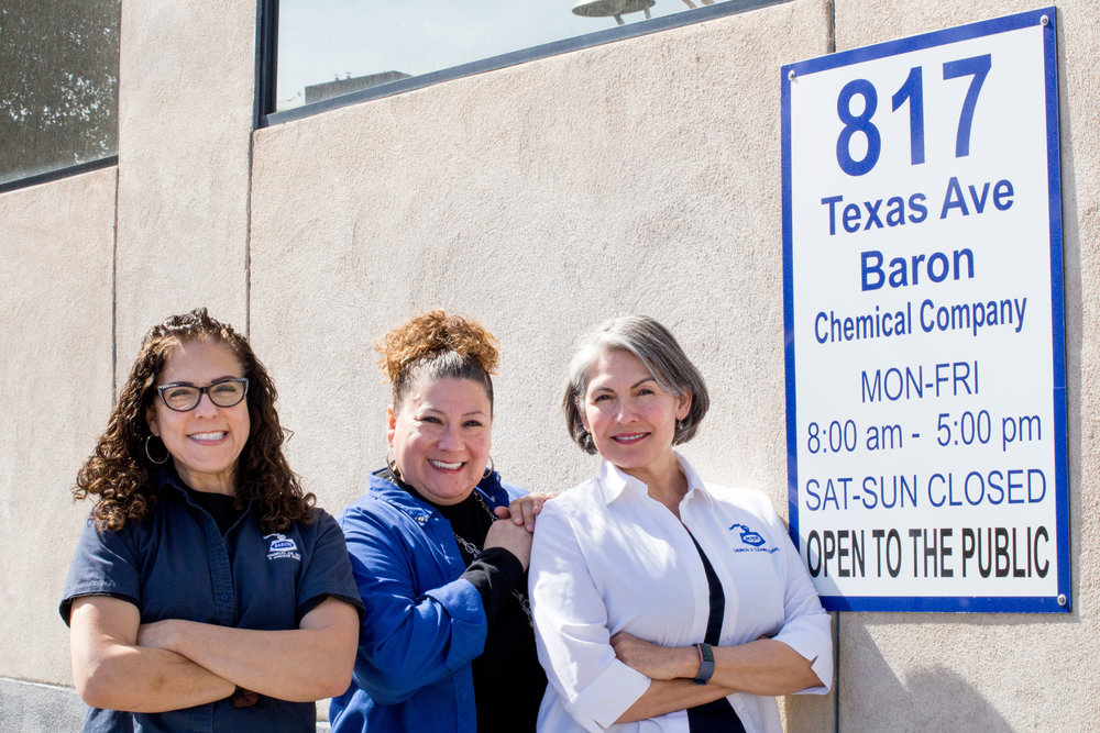 we work with you - Feel free to look through our large selection of cleaning and sanitation supplies. We work hard to make sure you get what you need when you need it at an affordable price.915-533-1661info@baronchemical.com