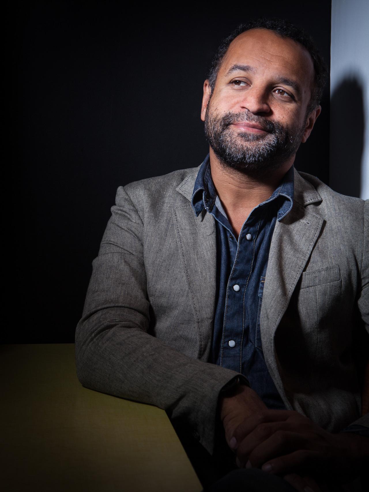 Portrait de Yannig Samot - Comédien et restaurateur - Pour le M Magazine.  http://abonnes.lemonde.fr/style/article/2013/09/27/une-affaire-de-gout-yannig-samot_3485085_1575563.html