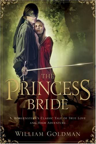 One of many book covers for William Goldman's The Princess Bride
