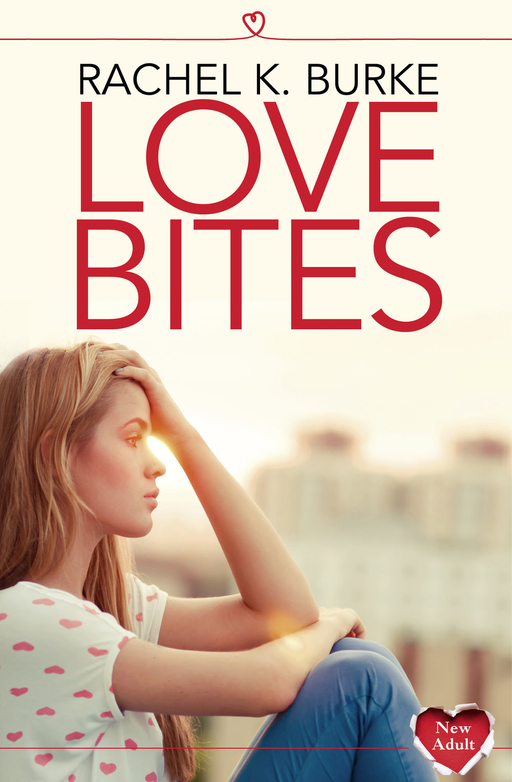 Love Bites - What do you do when you fall in love with your best friend's boyfriend?That is the question that twenty-six year-old Justine Sterling has been asking herself ever since the day she met David Whitman, her best friend Renee's boyfriend. Justine is determined to ignore her growing feelings for the irresistibly charming David, until one night, when she finds herself in the bed of the one person she should stay away from.When Justine and David's affair ends in heartbreak, Justine is forced to repair the damaged friendship with her best friend. In doing so, she learns that right and wrong decisions aren't always black and white, and sometimes you have to follow your heart to see where it leads.