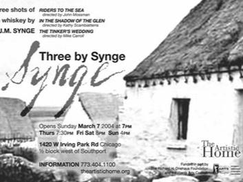 Three by Synge -