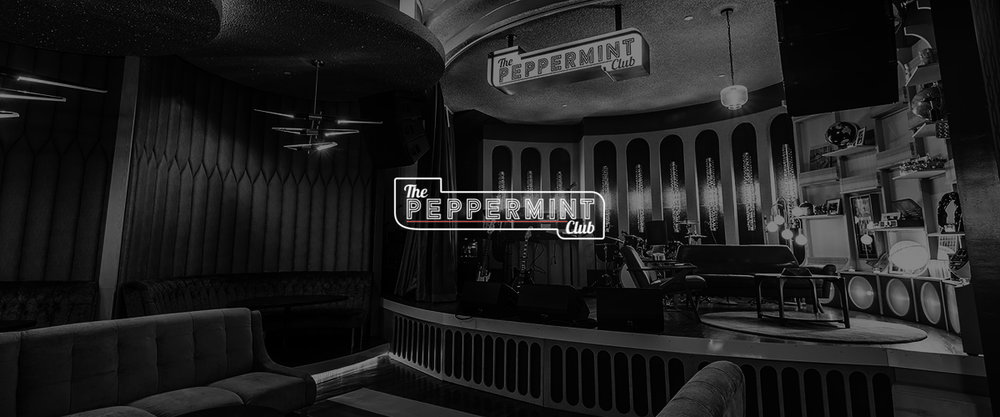 The Peppermint Club in West Hollywood