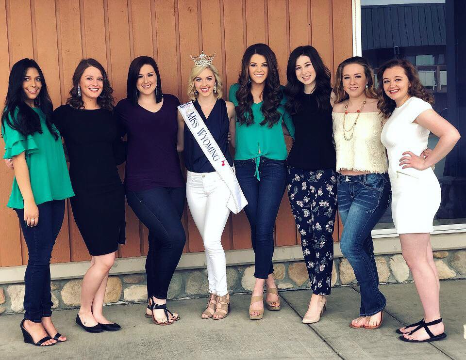 Miss Wyoming Orientation 2018